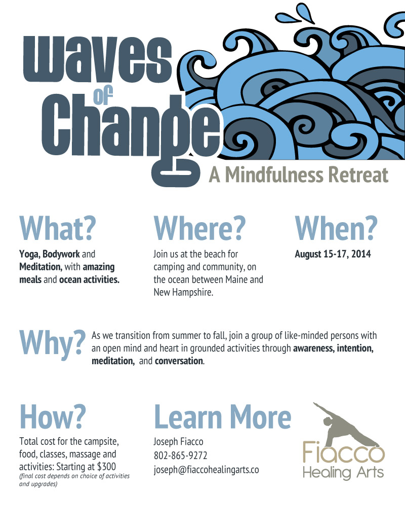Waves of Change Retreat 2014